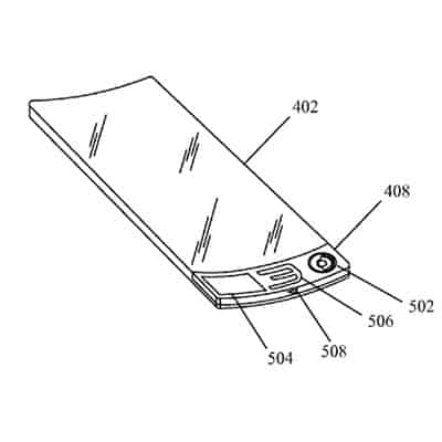 Apple iWatch Band Patent 2