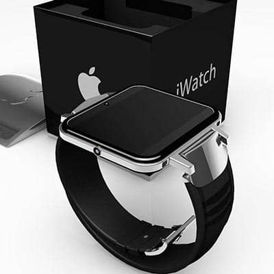 Apple iWatch Concept 8
