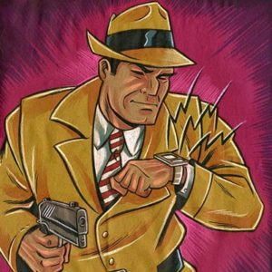 Apple iWatch Dick Tracy