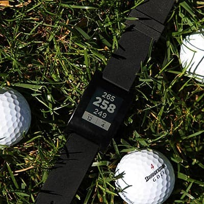 Pebble E-Paper Smart Watch For Golf