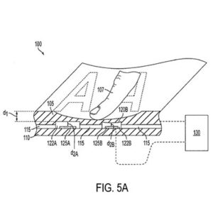 Apple iWatch Squeeze-Metal Patent