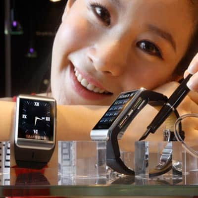 Samsung S9110 Watchphone Smartwatch 2