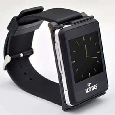 WiMe Wireless Me NanoSmart Smartwatch 2