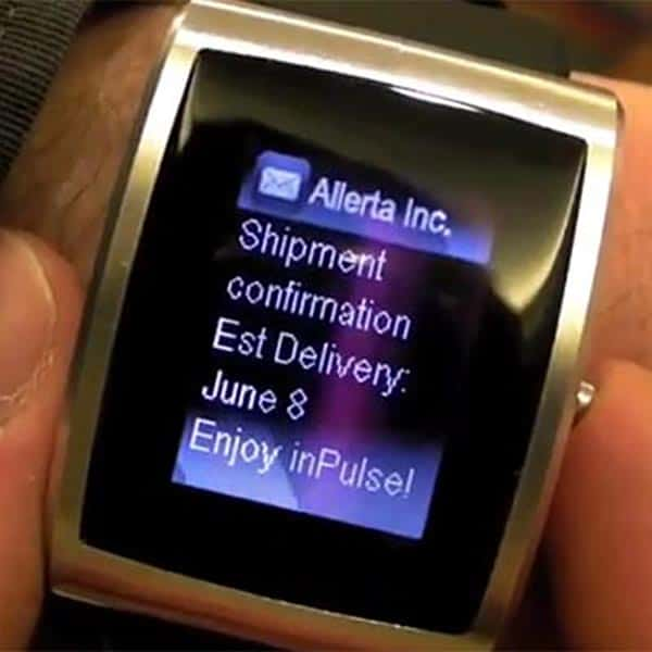 Allerta inPulse Smartwatch