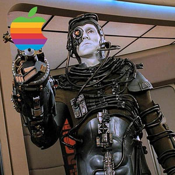 Borg Apple Smartwatch