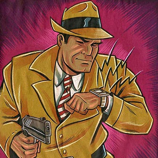 Dick Tracy Smartwatch