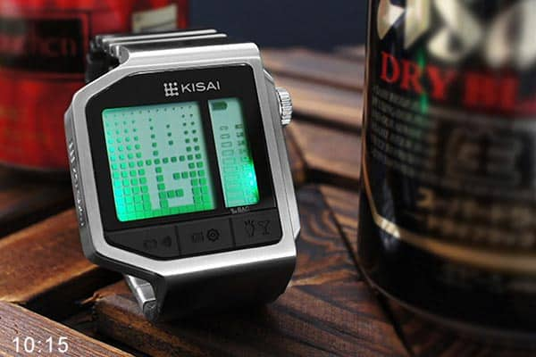 Kisai Intoxicated Breathalyzer Smartwatch