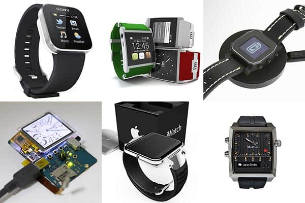 Smartwatch List