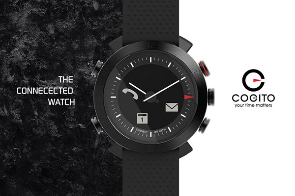 Cogito Smartwatch Announcement