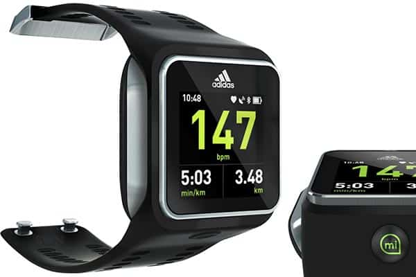 Adidas miCoach Smart Run Activity Tracker