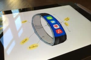 Apple iWatch Concept by Todd Ham