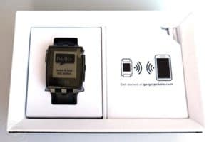 Pebble Steel In The Box