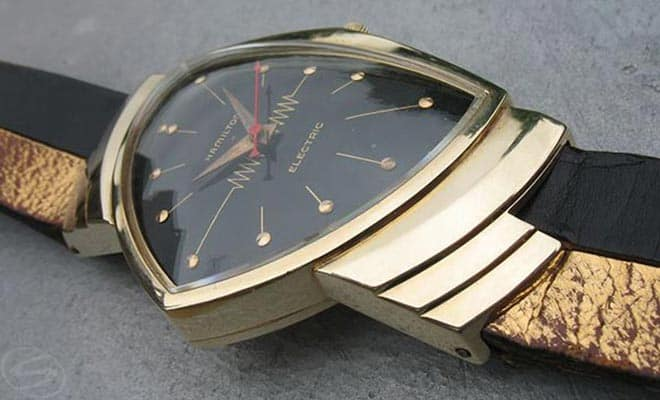Hamilton Electric Wristwatch 1957