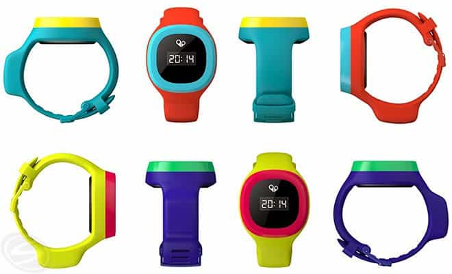HereO Child GPS Watch Colors