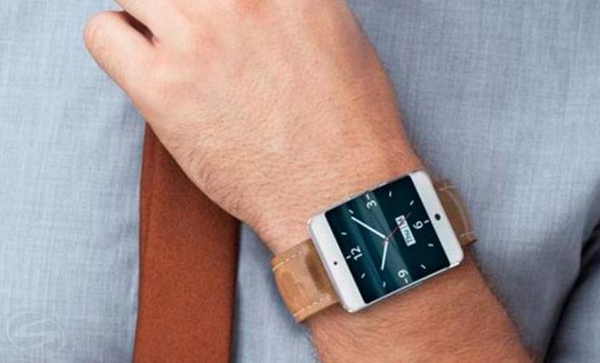 Apple iWatch Bluetooth Smart Ready