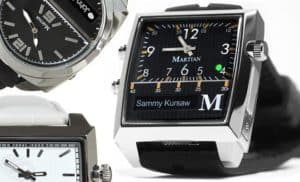 Martian Voice Command Watches