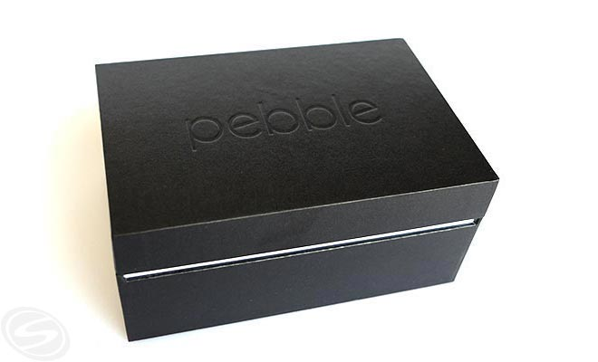 Pebble Steel Smartwatch Unboxing