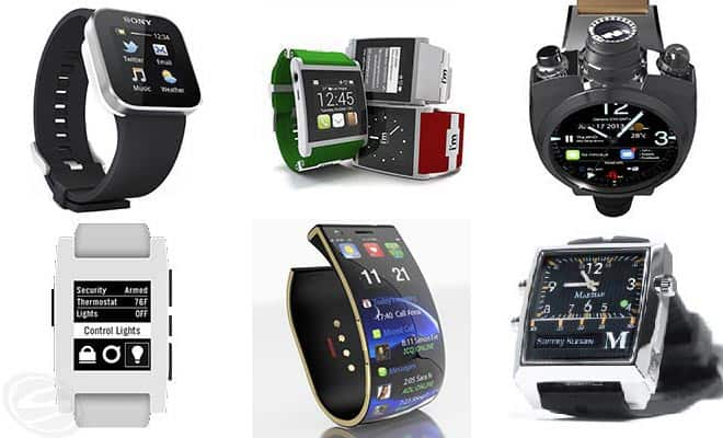 Smart Watches 2014