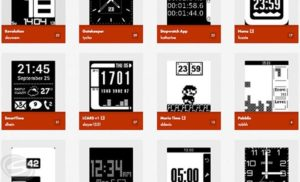 Free Pebble Watch Faces, Apps, Games