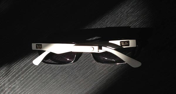 EmoPulse nanoGlass-4 Smart Glasses Installed