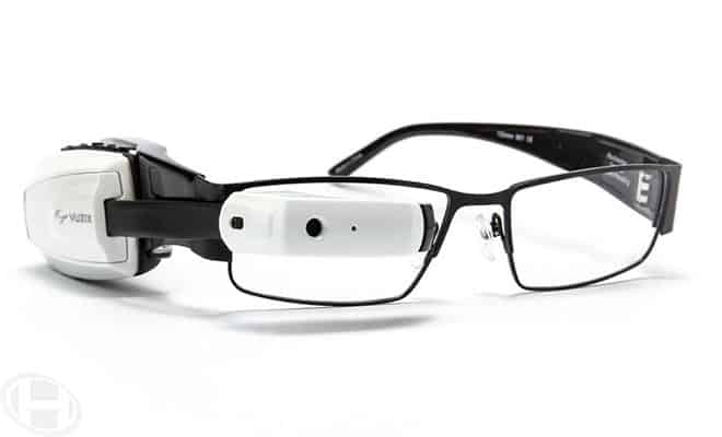 Vuzix Smart Glasses M100