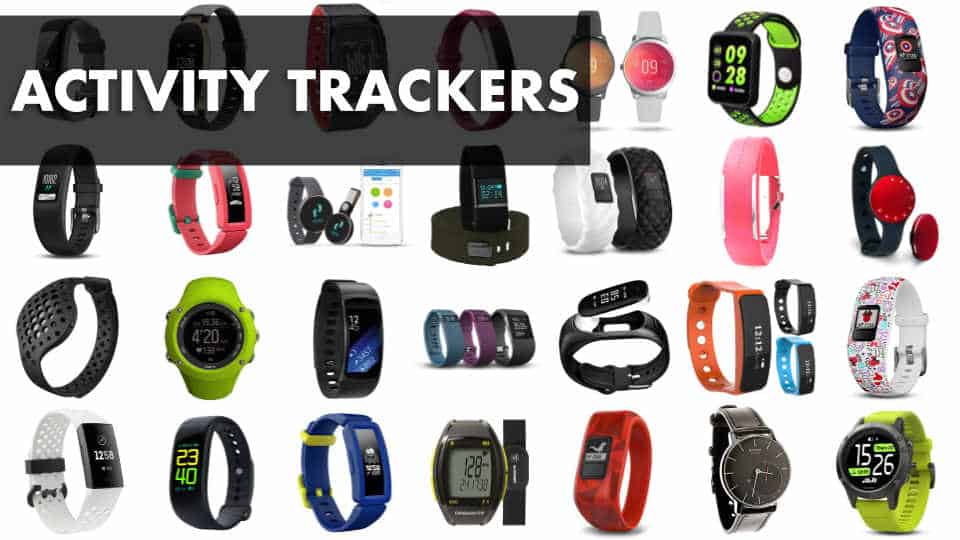 Compare Activity Trackers
