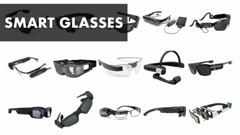 Compare Smart Glasses