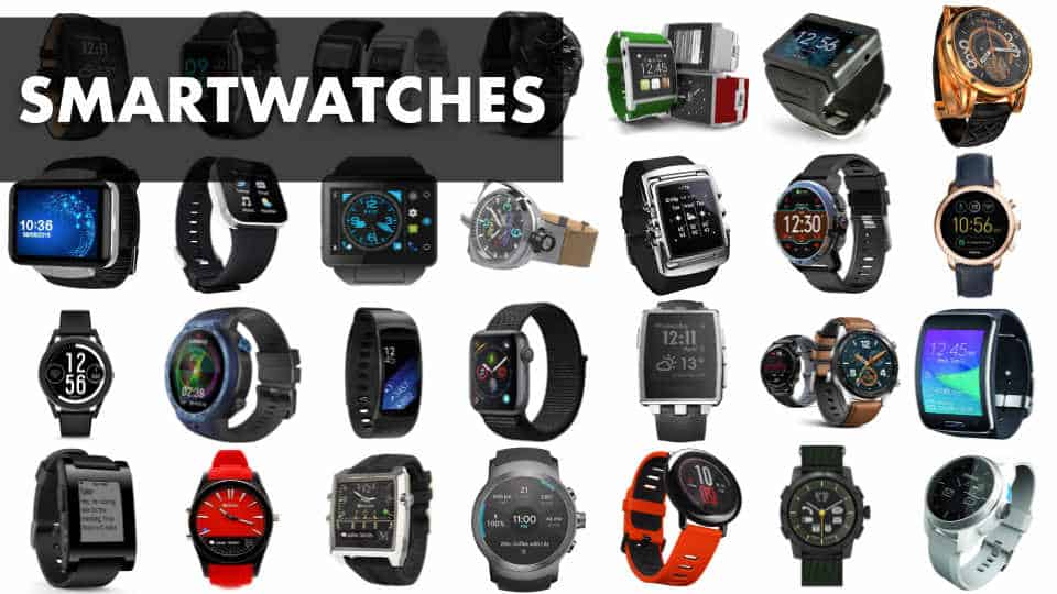 Compare Smartwatches