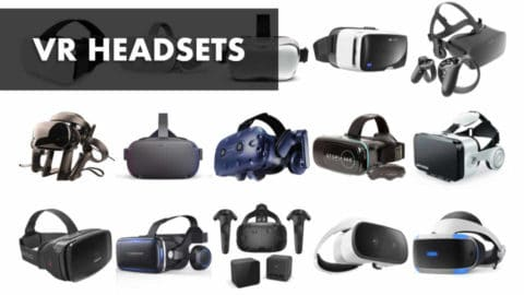 Compare Virtual Reality Headsets