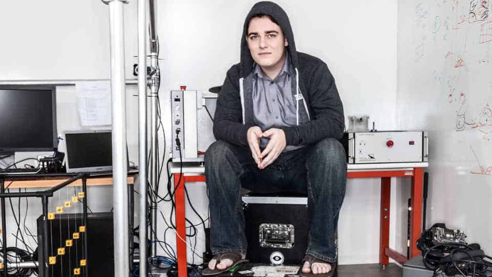 Oculus Rift Founder Palmer Luckey