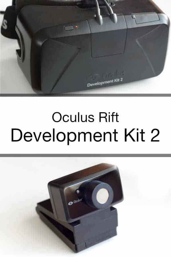 Oculus Rift VR Development Kit 2