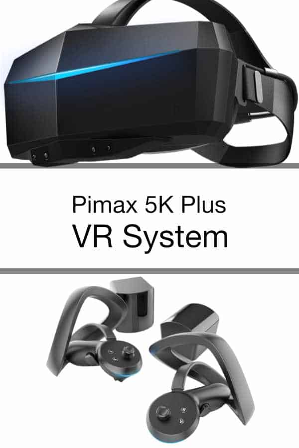 Pimax 5K Plus VR Headset