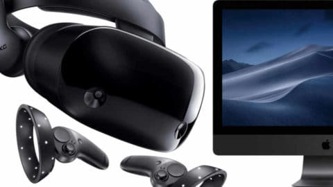 Samsung HMD Odyssey Windows Mixed Reality Headset for VR