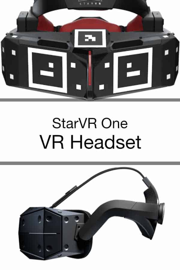 StarVR One VR Headset