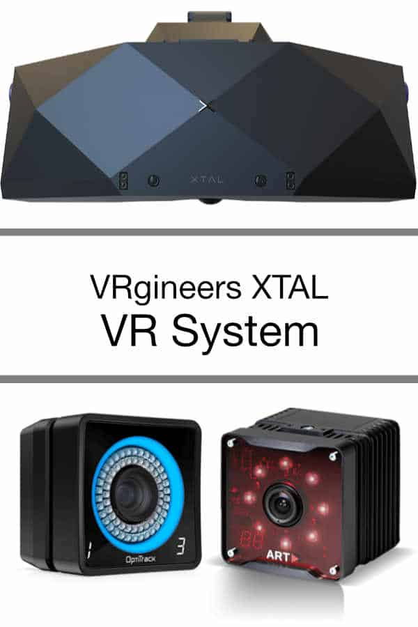 VRgineers XTAL VR Headset
