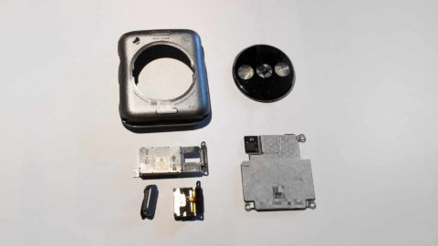 Apple Watch Prototype Disassembled